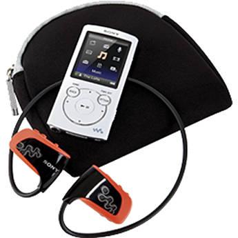 Sony WMSLV100 Walkman MP3 Player Sleeve