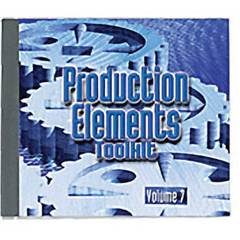 Sound Ideas Production Elements Toolkit - Volume 7 Sound Effects Library (Download)