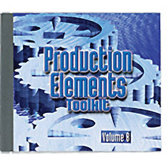 Sound Ideas Production Elements Toolkit - Volume 8 Sound Effects Library (Download)