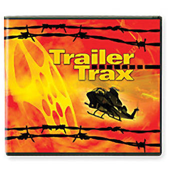Sound Ideas Trailer Trax - Music and Sound Effects Collection