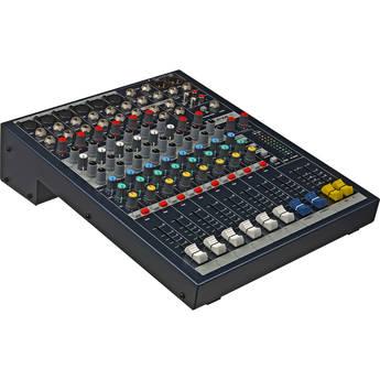 Soundcraft / Spirit EPM 6 - 6 Mono + 2 Stereo Audio Console