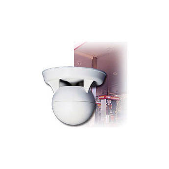 Soundsphere Q-6 Compact Weatherproof Loudspeaker (35W, White)