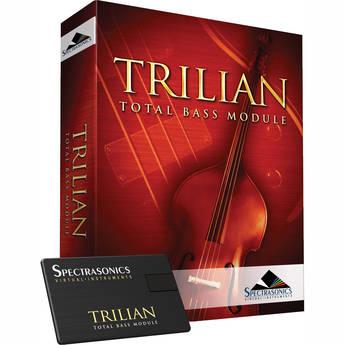 Spectrasonics Trillian - Total Bass Virtual Instrument