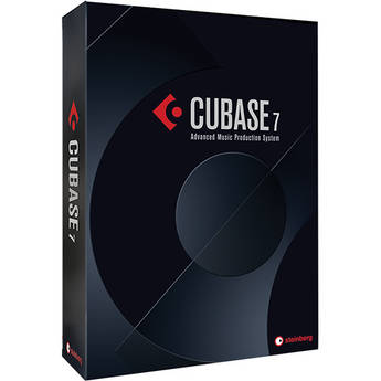 Steinberg Cubase 7.5 - Music Production Software