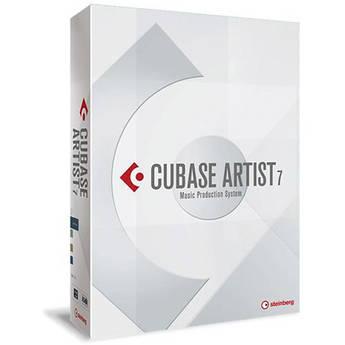 Steinberg Cubase Artist 7 - Music Production Software