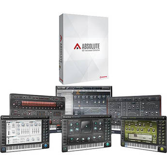 Steinberg Absolute VST Instrument Collection (Educational Discount)