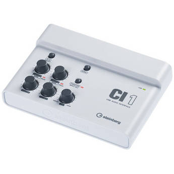 Steinberg CI1 - USB Recording Solution