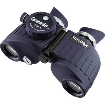 Steiner Commander XP 7x30 C Binocular with Compass