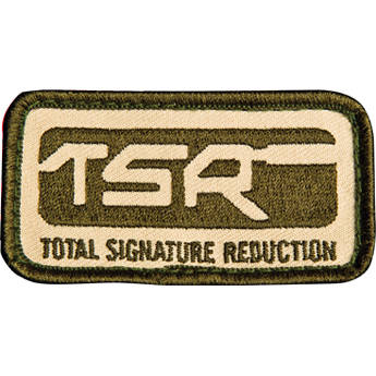 SureFire TSR Logo Patch (Olive/Tan)