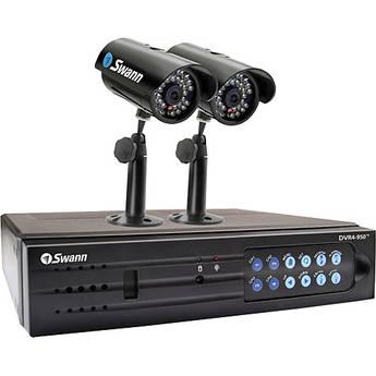 Swann SW343DP2 Security Monitoring Starter Kit
