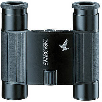 Swarovski 8x20 B Pocket Binocular (Black)
