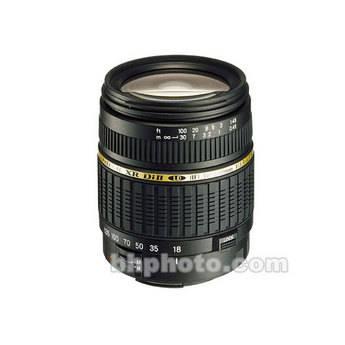 Tamron 18-200mm f/3.5-6.3 XR Di-II Macro Lens for Pentax Digital SLR