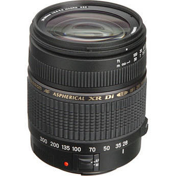 Tamron Zoom Wide Angle-Telephoto AF 28-300mm f/3.5-6.3 XR Di LD Aspherical IF Macro Autofocus Lens for Canon EOS