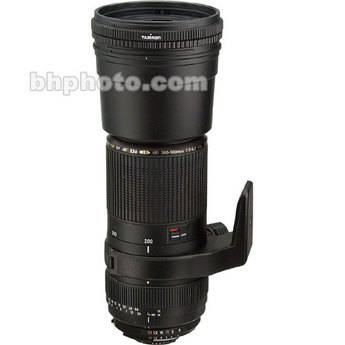 Tamron 200-500mm f/5-6.3 SP AF Di LD (IF) Lens for Nikon