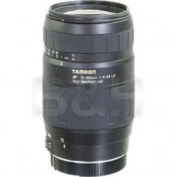 Tamron Zoom Telephoto AF 75-300mm f/4.0-5.6 LD Macro AF Lens