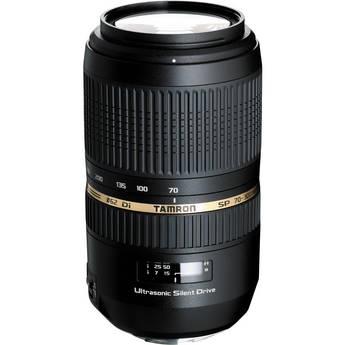 Tamron SP 70-300mm f/4-5.6 Di USD Telephoto Zoom Lens for Sony Digital SLR Cameras