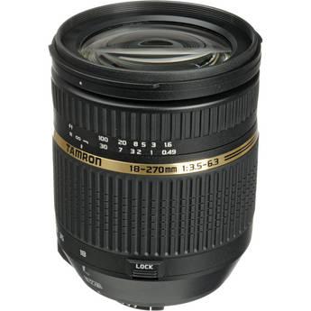 Tamron AF18-270mm f/3.5-6.3 Di-II VC LD Asph. (IF) Macro Lens