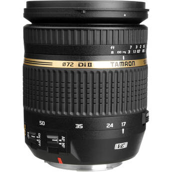 Tamron SP AF 17-50mm f/2.8 XR Di-II VC LD Aspherical (IF) Lens