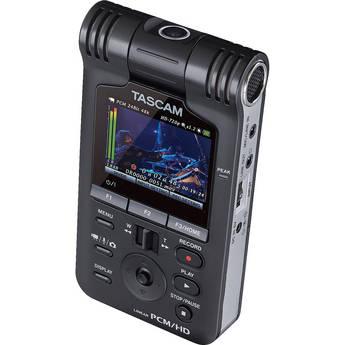 Tascam DR-V1HD Linear PCM / HD Video Recorder