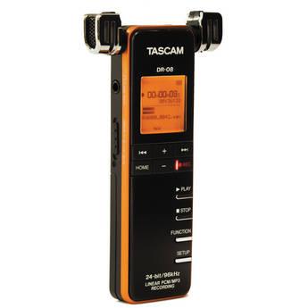 Tascam DR-08 Portable Digital Audio Recorder