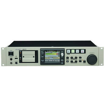 Tascam HS-2 Rackmount Solid-State Stereo Audio Recorder
