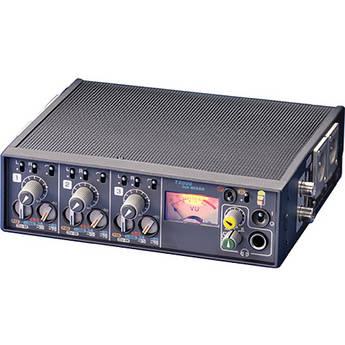 Tascam Kamesan KS-T2000 3 Channel Portable Field Mixer