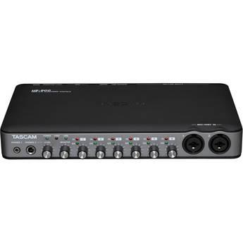 Tascam US-800 - 8 Input, 4 Output USB 2.0 Audio/MIDI Interface