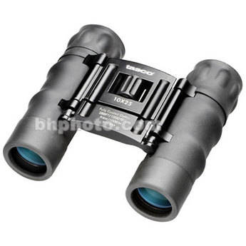 Tasco 10x25 Essentials Binocular (Black)