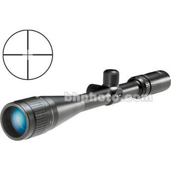 Tasco 6-24x40 Target/Varmint Riflescope - Black