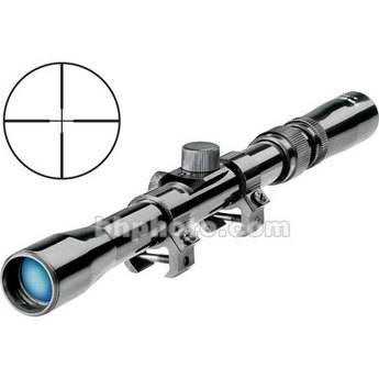 Tasco 3-7x20 Rimfire Riflescope - Black