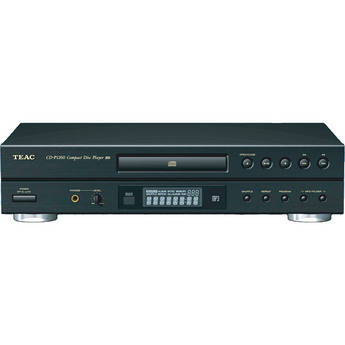 Teac CD-P1260 - MP3 CD Player