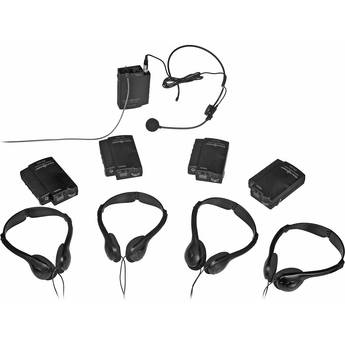 Telex SMP-400 -  17-Channel Soundmate Portable Assisted Listening System