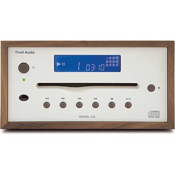 Tivoli Model CD Player (Walnut/Beige)