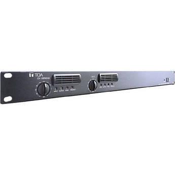 Toa Electronics DA-250D - 2-Channel Digital Amplifier (2 x 250W @ 4 Ohms)