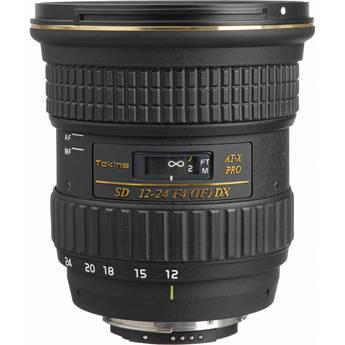 Tokina 12-24mm f/4 AT-X 124 AF Pro DX Lens