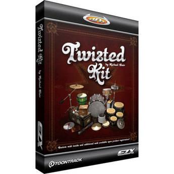 Toontrack Twisted Kit EZX