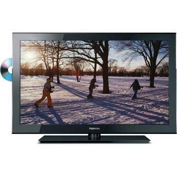"Toshiba 24SLV411U 24"" LED TV/DVD Combo"