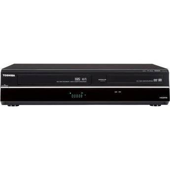 Toshiba DVR620 DVD Recorder/VCR Combo