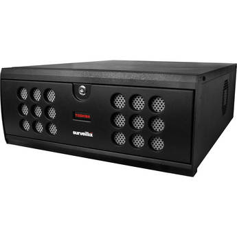 Toshiba DVS Digital Video Recorder (16-Channel, 240 PPS, 4 TB)
