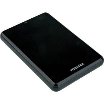 Toshiba Canvio Basics 1 TB USB 2.0 Portable External Hard Drive (Black)