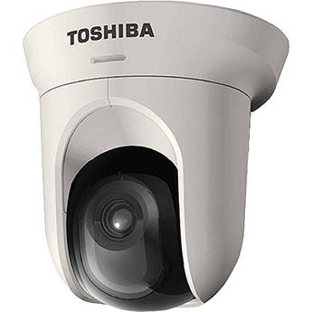 Toshiba IK-WB16A Pan/Tilt Network Camera (Wired, PoE)