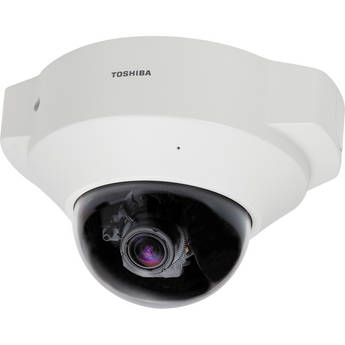 Toshiba Indoor IP Mini-dome Camera