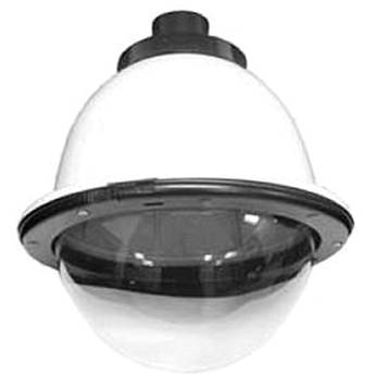 Toshiba Outdoor Pendant Housing with Tinted Lower Dome