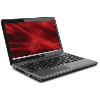 "Toshiba Satellite P755-S5174 15.6"" Notebook Computer (Platinum)"