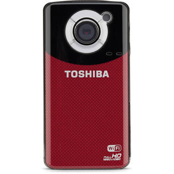 Toshiba CAMILEO AIR10 WiFi HD Camcorder with 4GB SD Card