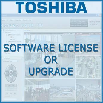Toshiba Single ATM/POS Software License (RS232)