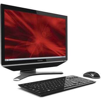 "Toshiba DX735-D3360 23"" All-in-One Desktop Computer"