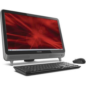 Toshiba LX835-D3230 Core i7-3610QM 2.3GHz Quad Core All in One Desktop PC