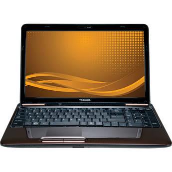 "Toshiba Satellite L655-S5161BNX 15.6"" Notebook Computer (Helios Brown)"