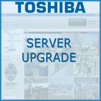 Toshiba Data Aggregation Server 1 Time Upgrade (1-Channel)